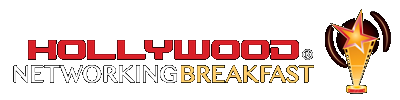 Hollywood Networking Breakfast Logo