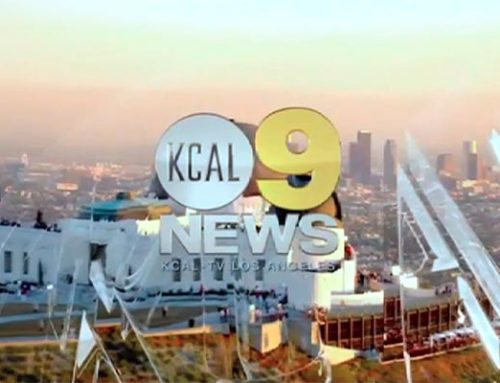 KCAL9/CBS News Feature with Founder Sandra Lord and Producer Cassian Elwes