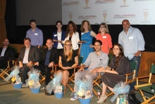 Hollywood Networking Breakfast - New Media Panel