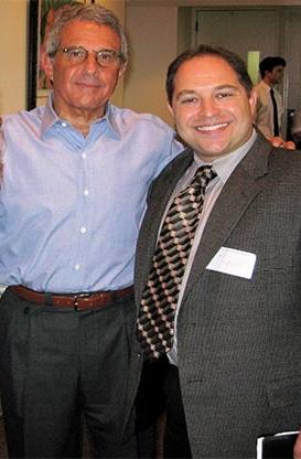 Tony and Ron Meyer